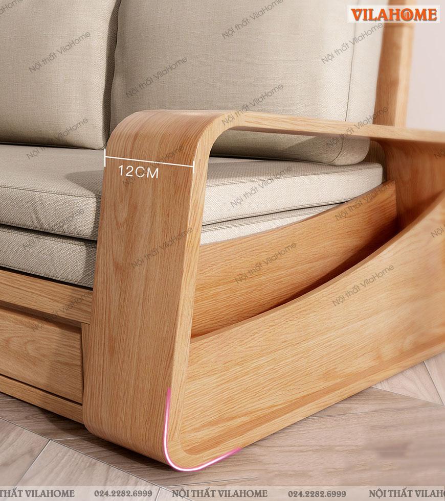 Các mẫu sofa giường đẹp hot nhất năm
