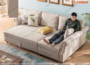 Vì sao nên chọn ghế sofa giường cho không gian phòng ngủ?