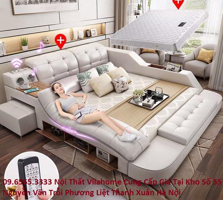 Giường ngủ đa năng có massage tại Hà Nội