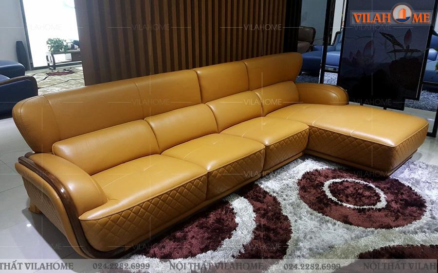 Siêu thị bán sofa da hiện đại tại hà nội