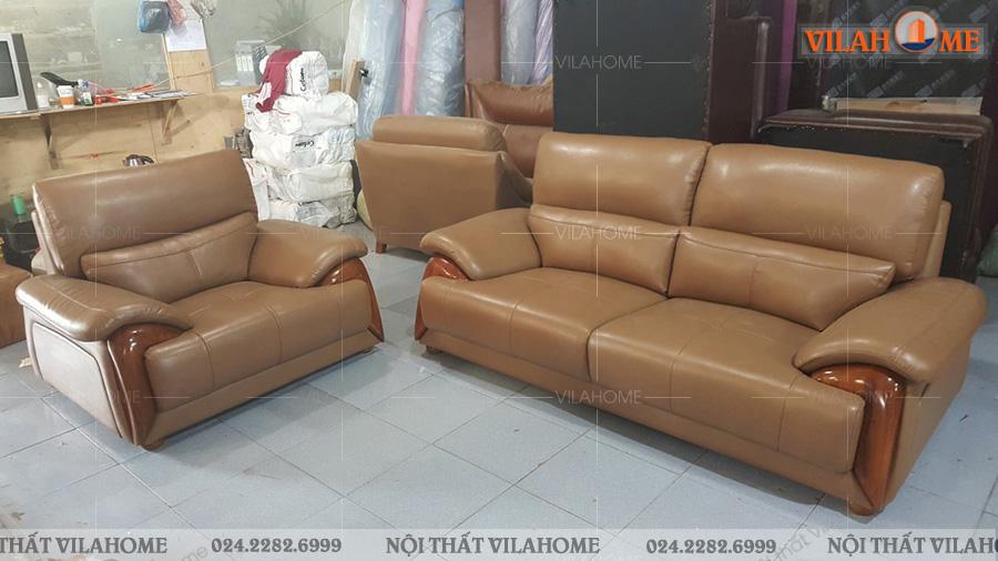 Địa chỉ bán sofa da cao cấp ở hà nội