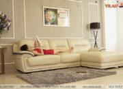 Bộ bàn ghế sofa cao cấp, Siêu thị bán sofa da hiện đại tại Hà Nội - TẶNG Bàn Trà trị giá 4.5tr