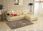 Xưởng đóng ghế sofa ở hà nội, sofa bọc da công nghiệp bền đẹp