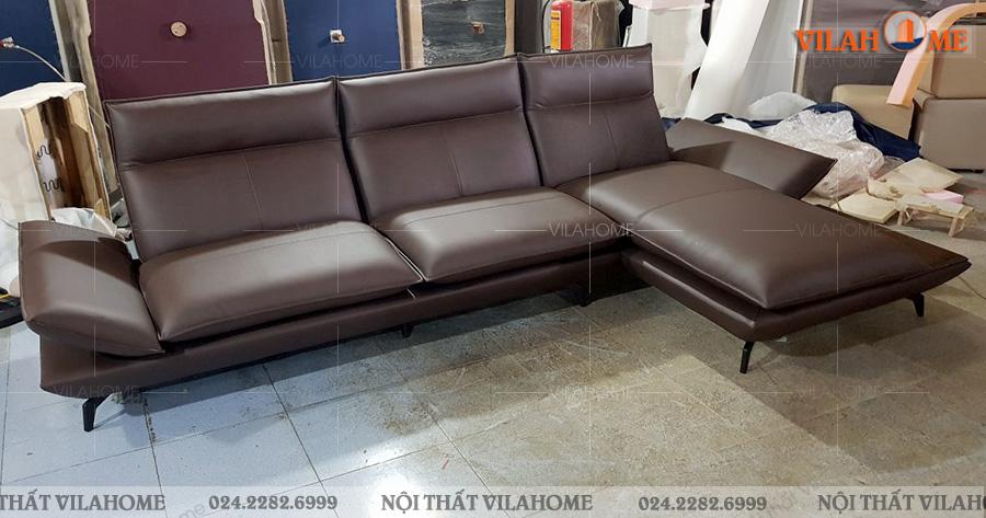 Cơ sở sản xuất ghế sofa, sofa phòng khách bằng da ở Hà Nội