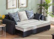 Sofa tân cổ điển kéo ra thành giường có giá thành cao hơn các dòng sofa thường