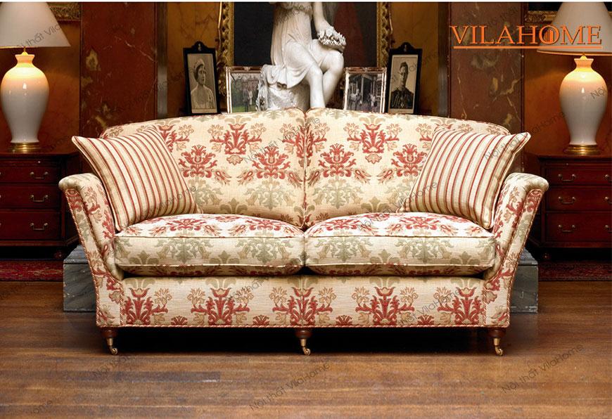 Sofa tân cổ điển đã qua sử dụng sẽ không được đảm bảo về chất lượng