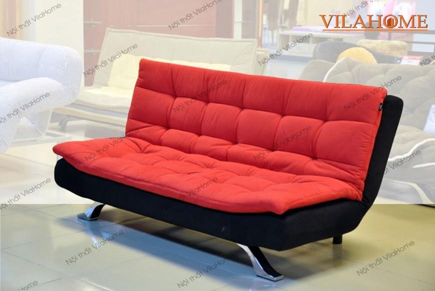 """Mẫu sofa văng ngả ra thành giường tân cổ điển """"hot hit"""" tại VilaHome."""