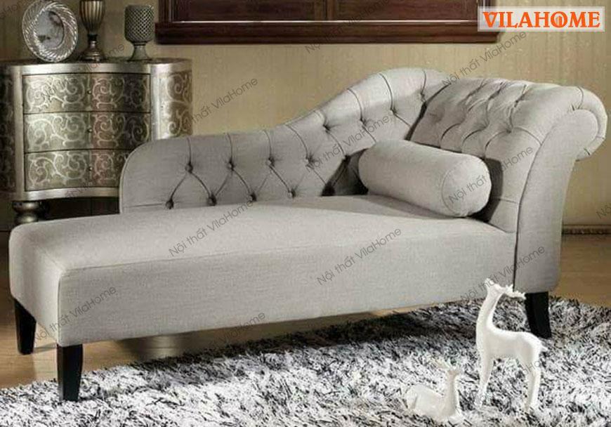 Sofa văng tân cổ điển kiểu dáng cách điệu VilaHome.