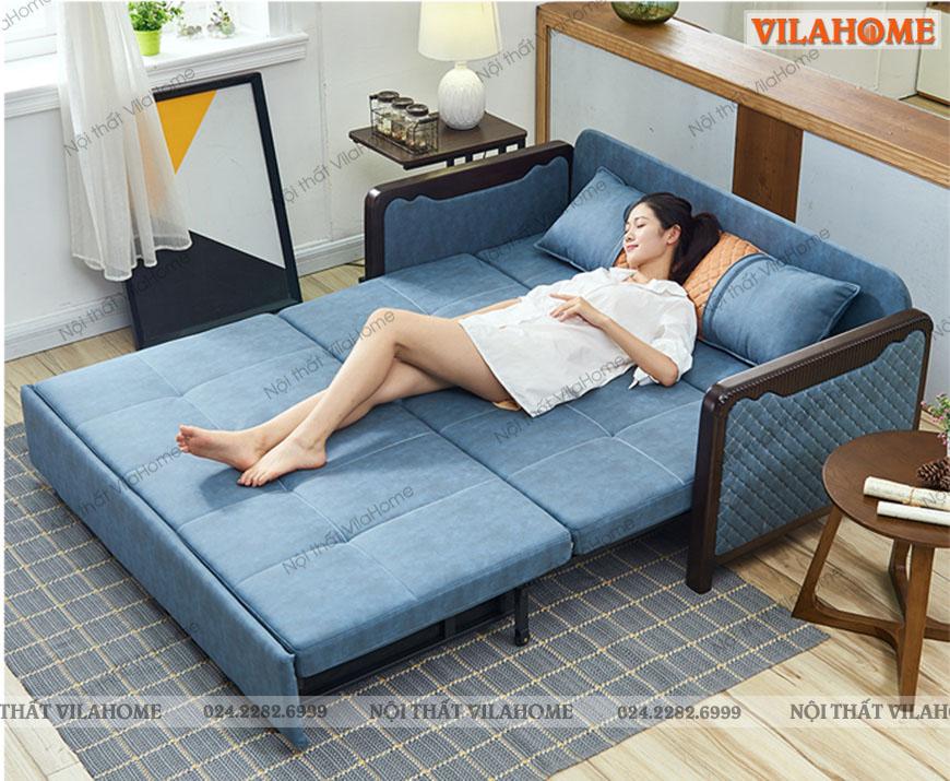 cách chọn sa lông giường bằng cảm quan