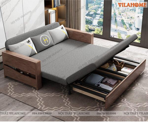 ghế giường sofa Vilahome đa năng, tiện ích cho mọi người sử dụng