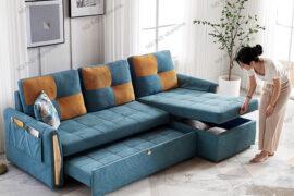 Nên mua Sofa Giường đa năng GIÁ RẺ ở đâu UY TÍN