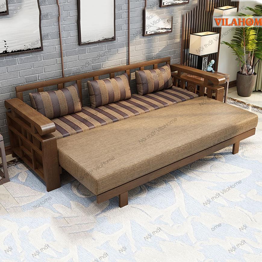 giường gấp sofa 2 trong 1