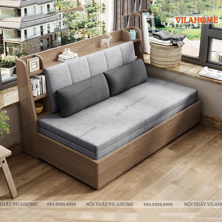giường kết hợp ghế