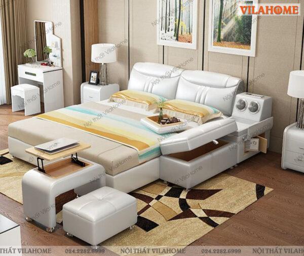 Giường ngủ đa năng giá rẻ tại Hà Nội mua tại đâu?