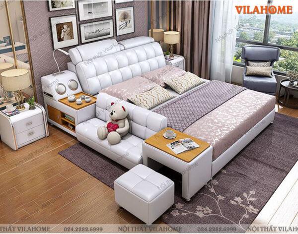 Nội thất Vilahome - chuyên các mẫu giường thông minh, giường nhập khẩu chính hãng tại Hà Nội