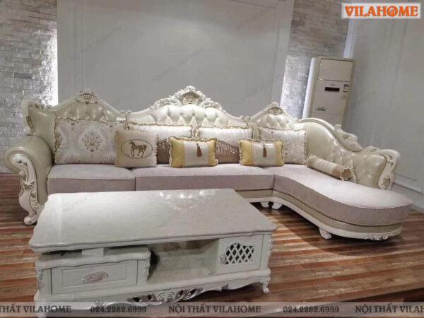 3071 sofa goc tan co dien 2